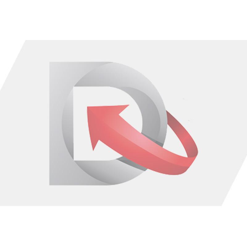 """3"""" Dyer Font™ Letter, Black """"K"""", 10 Pack"""